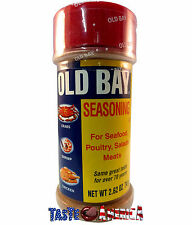 Old Bay Seasoning For Seafood - Poultry - Salads & Meats 74g Jar