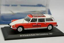 CITROEN DS ID 19 BREAK RTL 1963 1/43 Neuf en boite   I89