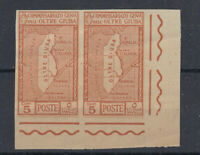 COLONIE OLTRE GIUBA 1926 ANNESSIONE DELL'OLTRE GIUBA 5 C. PROVA D'ARCHIVIO N.P29