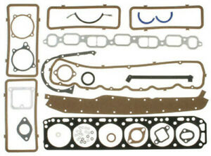 1962-1979 FITS CHEVY GMC 194 230 250  6CYL. VICTOR REINZ FULL GASKET SET