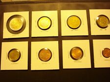 Euro Coin Set From 1 Cent to 2 Euros Mixed Lot