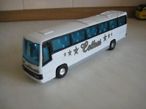 UNBRANDED CODE 3 DIECAST COACH 1.50 SCALE COTTONS OF SALTASH / PLYMOUTH