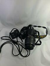 Nikon D60 10.2 Mp Digital Slr Camera Kit w/ 18-55mm Lens used