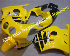 For Honda MC22 CBR250RR CBR 250R 90 91 92 93 94 Yellow Black Motorcycle Fairings