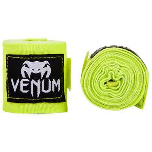 Venum Kontact 4m Elastic Cotton Mexican Style Protective Boxing Handwraps