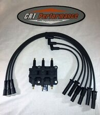 2007-2011 Jeep Wrangler Unlimited BLACK 3.8L Ignition TUNE UP POWERBOOST KIT