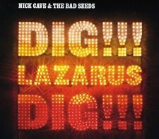 Nick Cave, Nick Cave & the Bad Seeds - Dig Lazarus Dig [New CD] UK - Import