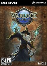Warlock Master Of The Arcane PC Games Windows 10 8 7 Vista XP Computer strategy