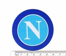 kiTki Napoli soccer football team iron-on embroidered patch emblem applique