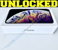 Apple iPhone XS MAX 64GB SILVER WHITE (UNLOCKED) Verizon │AT&T│ T-MOBILE *OTHER*