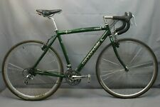 1999 Cannondale Cad2 T1000 Touring Road Bike 55cm Medium Deore XT USA Charity!