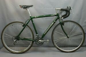 Cannondale Cad2 T1000 1999 Touring Road Bike 55cm Medium Deore XT USA Charity!