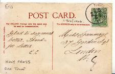Genealogy Postcard - Gammage - 37 Gordon Square - London - Ref 4775A
