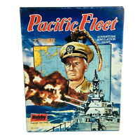 Hobby Japan Wargame Pacific Fleet UNPUNCHED VG+ 1983 Complete with English Rules