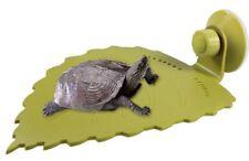 Jungle Bob Leaf Shaped Turtle Platform - Small or Large Aquatic Reptile Dock New
