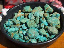 New listing 1/2 Pound Lots Kingman Arizona Turquoise Rough High Graded