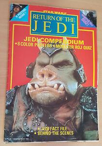 Star Wars Return of the Jedi - Vintage Jedi Compendium (1983)