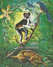 Timbre Animaux Comores BF6 ** lot 25760