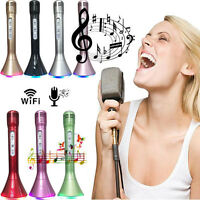 Brand wireless Stereo Home Karaoke Player Microphone Bluetooth KTV Speaker K1