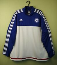 Chelsea London jacket Training official adidas soccer football size 2XL