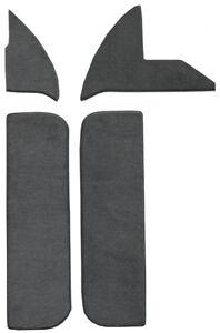 1975-1979 Dodge D100 Door & Kick Panel Carpet Inserts  Inserts w/Cardboard