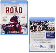 ROAD (2014): BLU-RAY - Liam Neeson & Dunlops Documentary - ISLE of MAN TT NEW UK