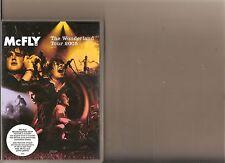 MCFLY WONDERLAND TOUR 2005 LIVE IN MANCHESTER DVD MUSIC