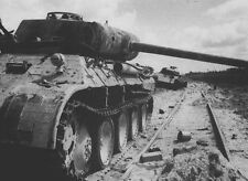 WW2 Photo German Panzer Mk 5, Panther, WWII Germany  World War Two Wehrmacht