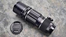 Asahi Pentax Tele-Takumar f6.3 300mm Preset Telephoto Lens M42 M4/3 EOS (#3621)