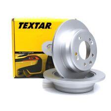 TEXTAR Bremsscheiben Satz Hyundai i30 ix35 Kia Cee'D Sportage hinten