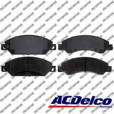 Replace Front 4 Disc Brake Pad Ceramic For 2007 Cadillac Fits Escalade, ESV, EXT