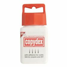 Copydex Strong Adhesive - Solvent Free - Multipurpose - Bottle 125ml