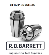 ER32 TAPPING COLLETS ALL SIZES + VAT INVOICE
