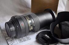 Nikon AF-S Nikkor 18-200mm f/3.5-5, 6 g ed DX, VR, embalaje original