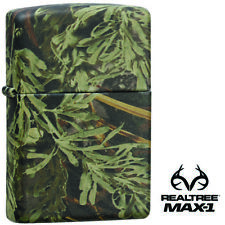 Zippo Lighter Advantage Max-1 HD Camo Windproof USA New 24072
