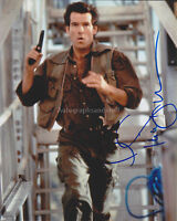 Pierce Brosnan HAND Signed 8x10 Photo, Autograph, James Bond 007 Die Another Day