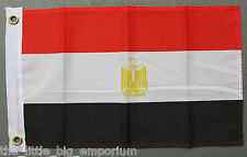 Arab Republic of Egypt Flag Small Size New Polyester Egyptian