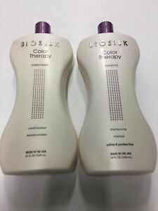 Color Therapy Conditioner and shampoo by Biosilk for Unisex - 34 oz 💖💖💖