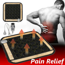 Electric Heating Pad Far Infrared Jade Tourmaline Fast Heat Mat for Pain Relief