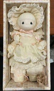 "1984 Precious Moments Kristy Doll Enesco 15"" E-2851 Original Box Open Edition"