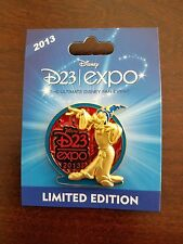 D23 Expo Goofy Stained Glass Pin Limited Edition of 1000 Disney Collectable Pin