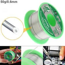 50g 0.6mm Lead-free Rosin Core Solder Wire with Flux and Low Melting Point