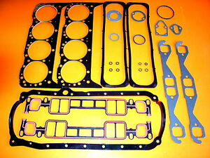 1996-2002 FITS CHEVROLET GMC TRUCK 350 5.7 5.7L  VORTEC ENGINE GASKET SET