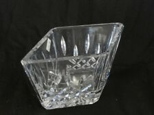 "Waterford ""Lismore Diamond"" Bowl 8x5x4in"