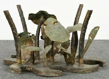 """New listing Signed Silas Seandel """"Lilypads"""" Coffee Table, 1960s"""