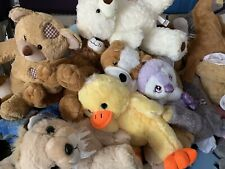 Lot Of 25 UNSTUFFED ANIMAL SKINS; Production Seconds. All With Small Blemmishes.