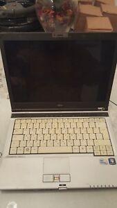 Fujitsu Lifebook s6420 Laptop Intel 2.26ghz hdd160gb RAM 4gb