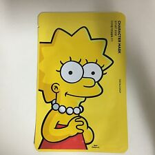 THE FACE SHOP 1sheet THE SIMPSONS CHARACTER MASK - SMALL SIZE