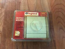 Legrand  interrupteur VARIATEUR SAGANE 92527 A GRIFFE NEUF