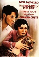The Triumph of the Rat - 1926 - Ivor Novello Isabel Jeans Cutts Silent Film DVD